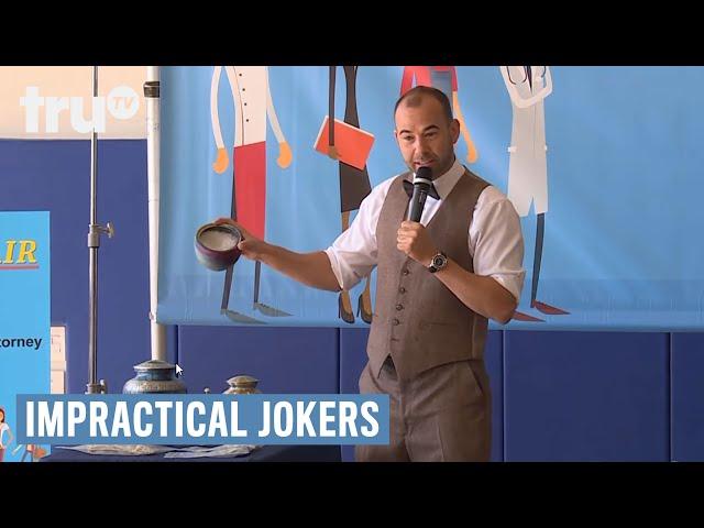 Impractical Jokers – Meet Murr: Grandparent Divorce Lawyer (Punishment) | TruTV