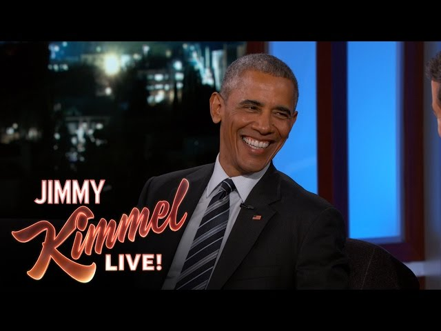 President Obama Says First Lady Would Divorce Him If He Ran Again
