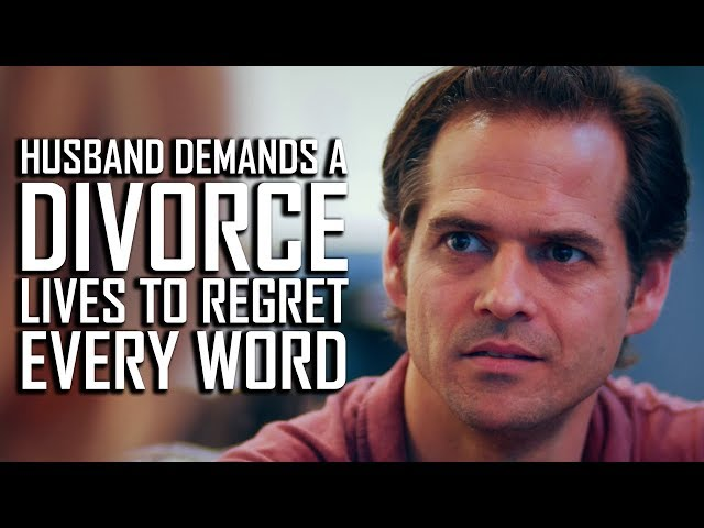 Husband Demands A Divorce, Lives To Regret Every Word | Dhar Mann