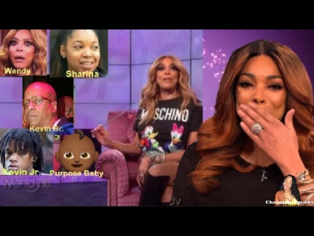 Wendy Williams Divorcing Husband Over Sidechick And Possible Baby?