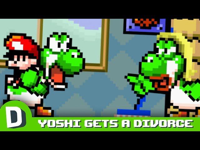 Yoshi Gets A Divorce