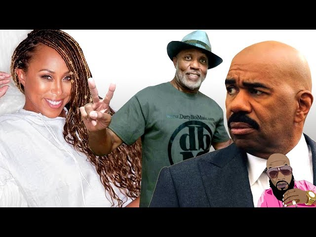 Steve Harvey I WANT Divorce DONE Before Marjorie Ex Husband Releases Tell All Book (Details Inside)