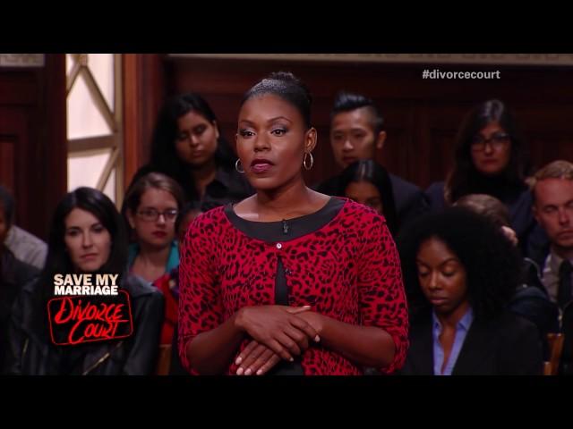 DIVORCE COURT Full Episode: Baptiste Vs Baptiste