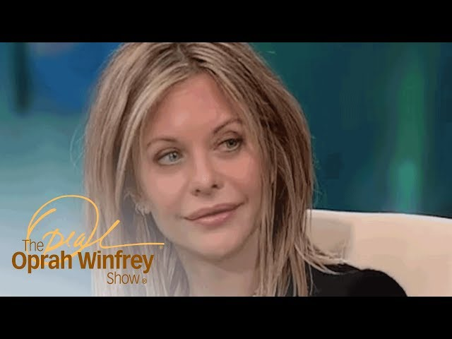 Meg Ryan On Her Divorce: I Didn't Leave My Marriage For Russell Crowe | The Oprah Winfrey Show | OWN