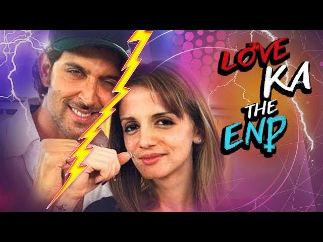The Real Truth Of Hrithik Roshan & Sussanne Khan Divorce | Fairytale Love Story | Love Ka The End
