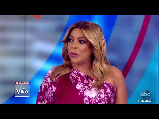 Wendy Williams Opens Up About Divorce And Substance Abuse   The View