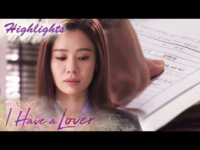 Aira Is Forced To Sign Their Divorce Papers | I Have A Lover