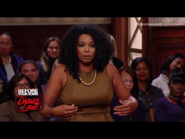 DIVORCE COURT Full Episode: Moore Vs Harlston Part 1