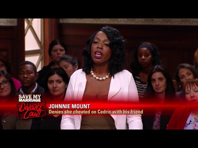 DIVORCE COURT Full Episode: Mount Vs Mount