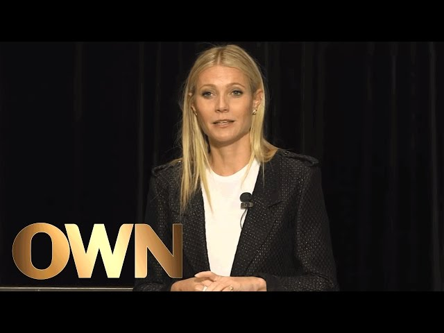 Gwyneth Paltrow's Candid Admission About Her Divorce From Chris Martin   Pearl XChange   OWN