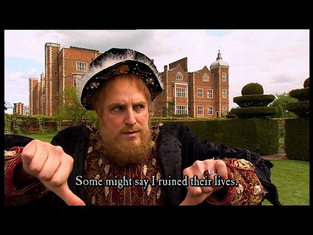 Horrible Histories  Tudors  Wives Of Henry VIII Divorced Beheaded Died