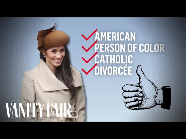 Meghan Markle & Divorce In The Royal Family, Explained | Vanity Fair
