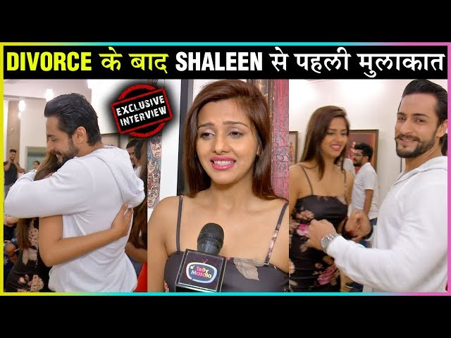 Dalljiet Kaur And Shaleen Bhanot FIRST PDA Moment After Divorce | Exclusive Interview