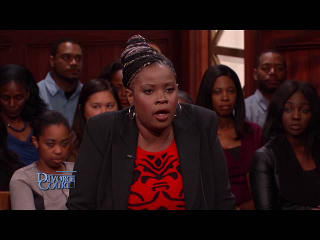 DIVORCE COURT 17 Full Episode : Wells Vs Williams