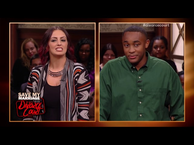 DIVORCE COURT Full Episode: Brown Vs Brown