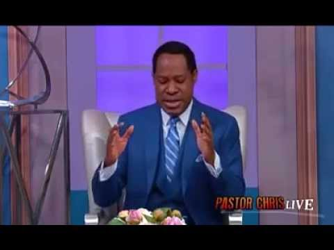 Pastor Chris Addresses Divorce Allegation Against Him And The Ministry.