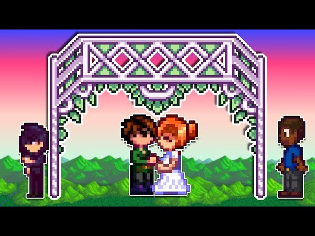 Robin Got A Divorce – Stardew Valley