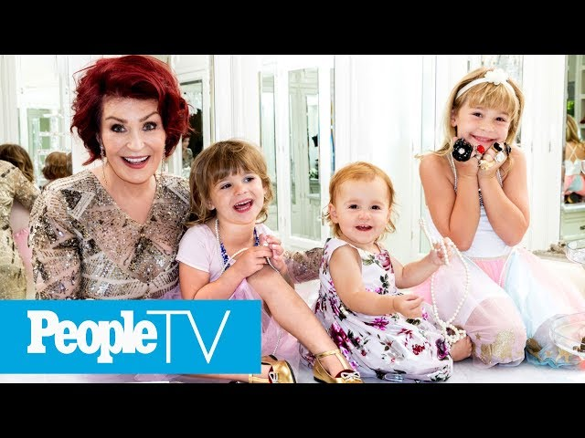 Sharon Osbourne Says Ozzy Cried After Learning Of Son's Divorce: 'It's Been Bad For Jack' | PeopleTV