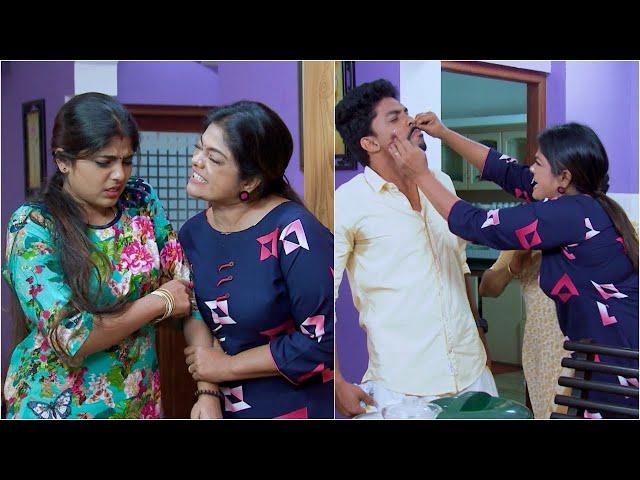 #ThateemMutteem L EPI – 71 Meenakshi Demands Divorce To Adhi…!  | Mazhavil Manorama
